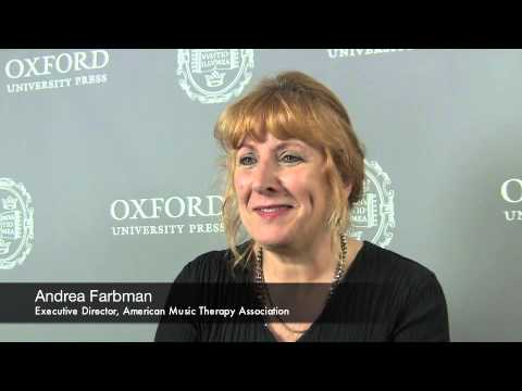 Andrea Farbman on music therapy