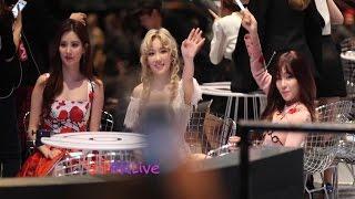 [4K] TaeTiSeo & Red Velvet - 2015 MAMA - Waiting Part