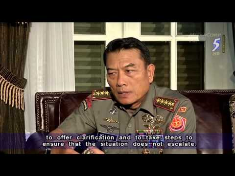 Indonesian Armed Forces chief apologises over naming of warship - 15Apr2014