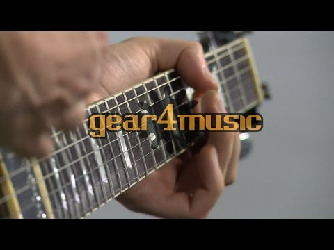New Jersey Electric Guitar + Complete Pack by Gear4music