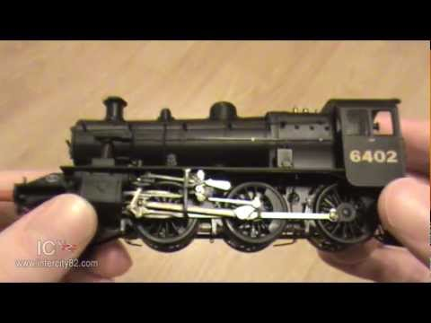 Opening the Ivatt Class 2MT from Bachmann