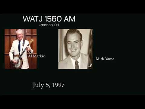 Al Markic Interviews Mirk Jama -Polka Showcase 7/5/97