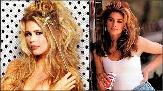 Hottest 90s Models Then And Now