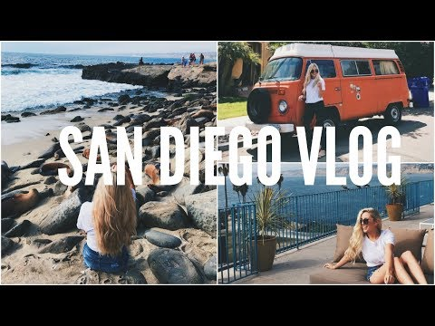 SAN DIEGO // What I Ate, Things I Did