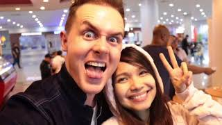 Our first time travelling overseas together!