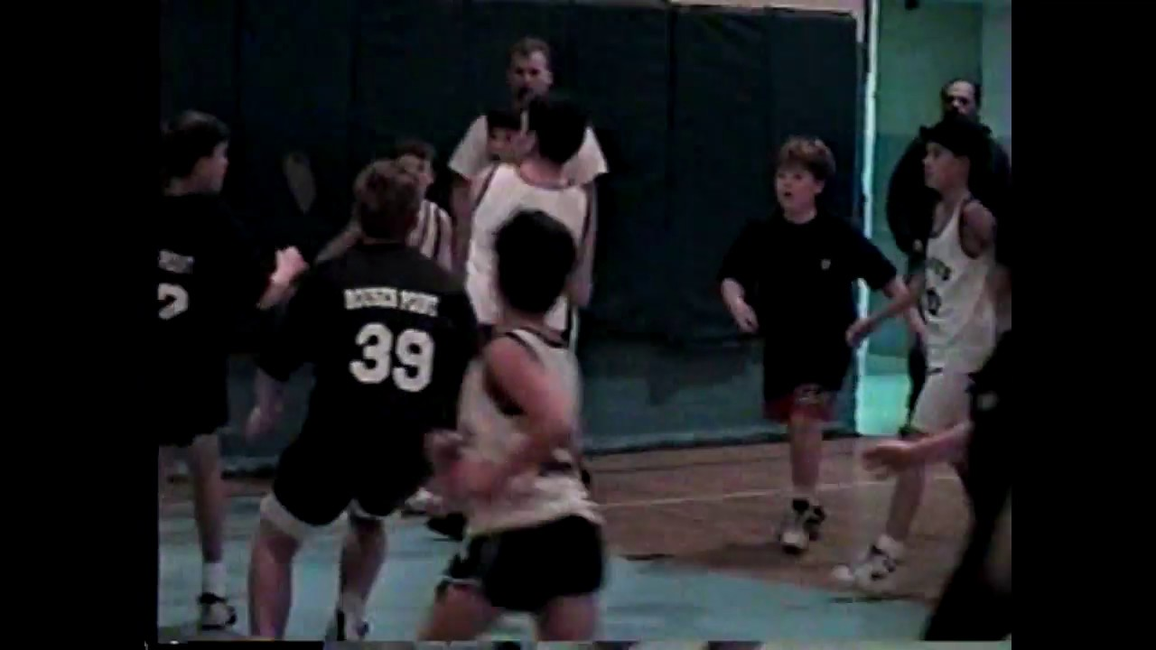 St. Mary's - Rouses Point 5th & 6th Boys  11-23-93
