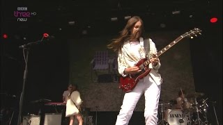 Haim - If I Could Change Your Mind (BBC 2014 Live)