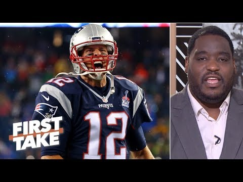 Tom Brady can't beat father time - Damien Woody | First Take