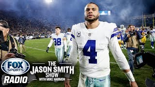 T. J. Houshmandzadeh - Dak Prescott Should NOT Get $34 Million But He Should Be Rewarded