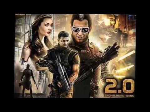 Robot 2 0 Official Trailer full HD  ¦ Rajinikanth ¦ Akshay Kumar ¦ Amy Jackson ¦ Shanka
