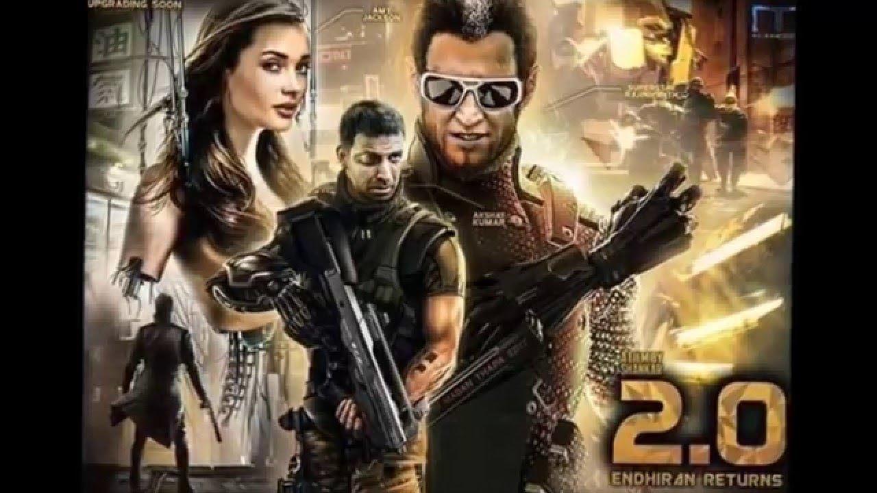 Robot 2 0 Official Trailer Full Hd Rajinikanth Akshay Kumar