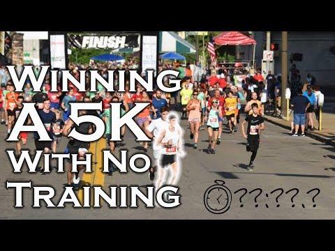 I Won A 5K With No Training!