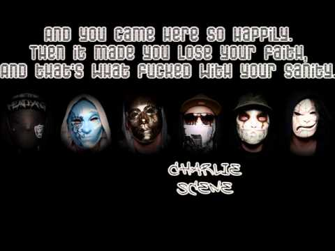 Hollywood Undead - Been to Hell... and Back! (KMFDM remix) + Lyrics
