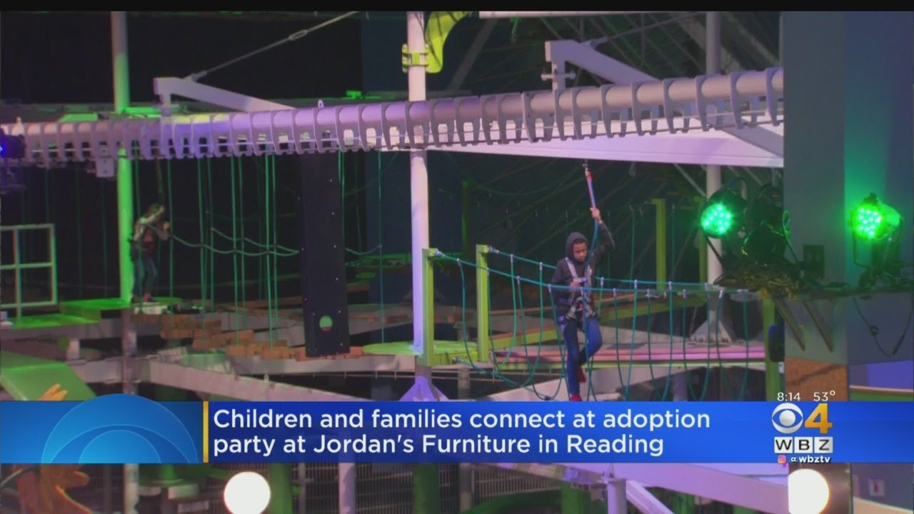 Jordan S Furniture Host Adoption Party To Connect Kids With Families