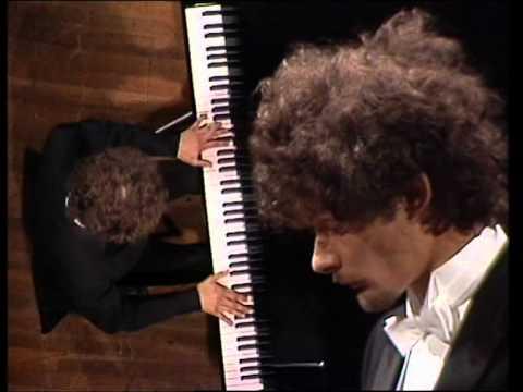 Enrico Pace plays Mozart Liszt Reminiscences de Don Juan (1989)