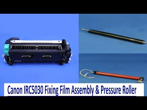 CANON IR ADVANCE C5030/C5035/C5045/C5051 FILM ASSEMLY AND PRESSURE ROLLER FOR FUSER UNIT