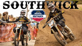 QUALIFIED 21ST IN THE SAND! Southwick Pro National Race Vlog