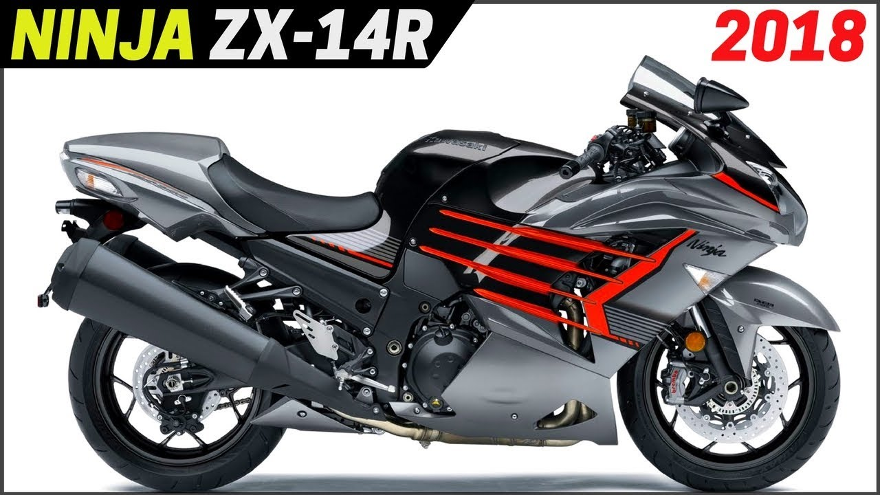 NEW 2018 Kawasaki Ninja ZX-14R ABS SE - Comes With High Performance And New  Color Schemes