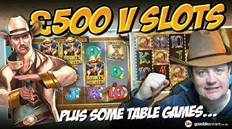 Online Slots - Big wins and bonus rounds Table games and slots