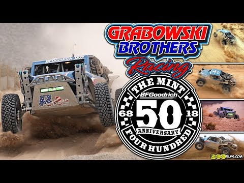 Grabowski Brothers Racing 2018 Mint 400