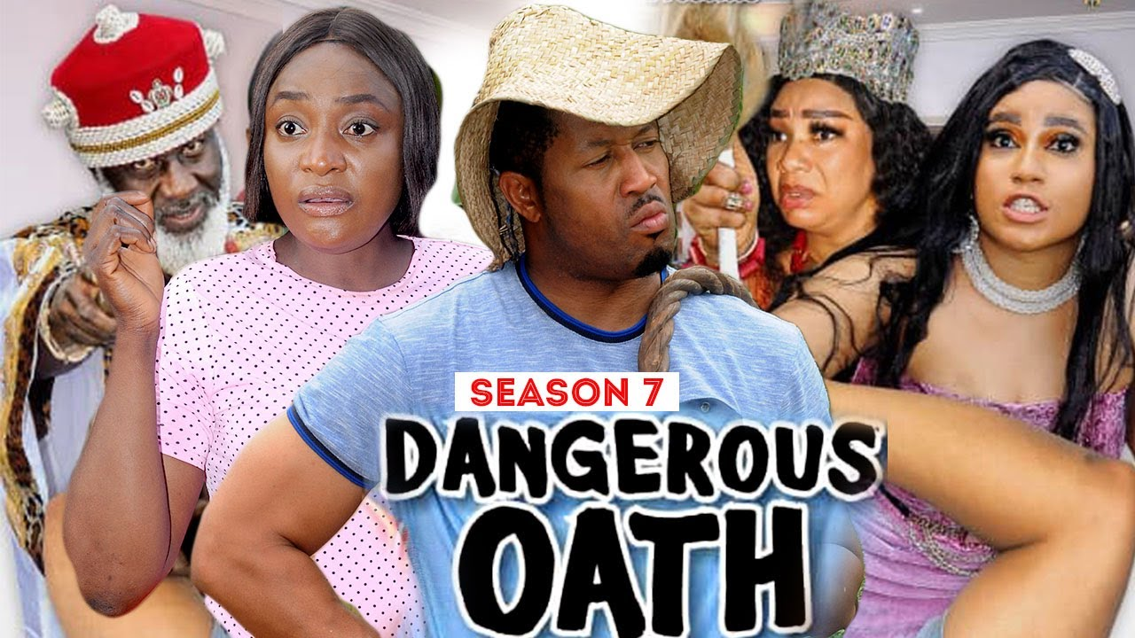 Download DANGEROUS OATH (SEASON 9&10) - 2021 LATEST NIGERIAN NOLLYWOOD MOVIES/ NOLLYWOOD