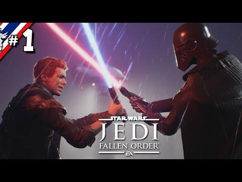 Star Wars Jedi: Fallen Order #1 ดาบแดงคือผู้ร้าย