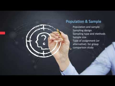 Population & Sample: Writing Your Participant Section (The Quanitative Research Proposal Series)