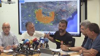 El fuego de Gran Canaria obliga a evacuar a 5.000 personas y afecta a 3.400 ha