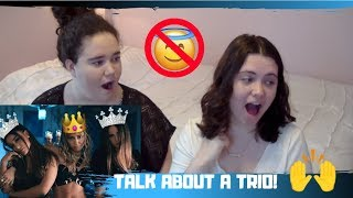 Ariana Grande, Miley Cyrus, Lana Del Rey- Don't Call Me Angel (Charlie's Angels) Reaction Video