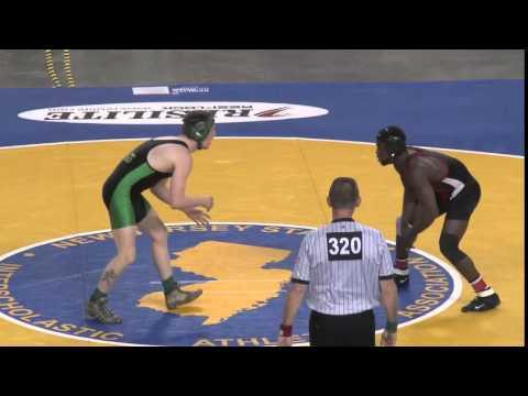 Wrestling Championship final, 145lbs: Alec Donovan beats Stephan Glasgow