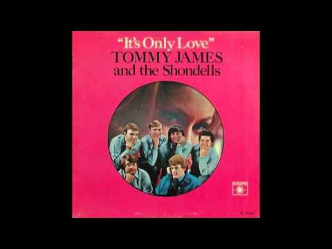 Tommy James & The Shondells DON'T THROW OUR LOVE AWAY 1966