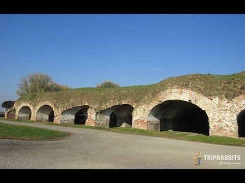 Crown fort Catacombs (Osijek)