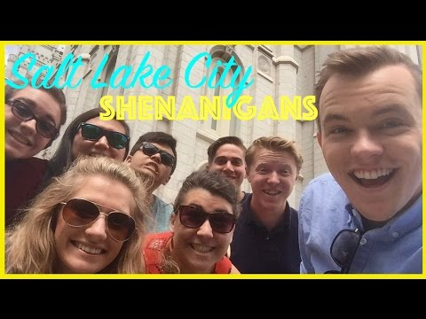 SALT LAKE CITY SHENANIGANS | CTV4 - Ep. 7