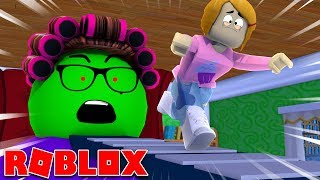 Roblox | Escape The Zombie Grandma Obby!
