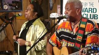 "Kim and Reggie Harris - ""Hallelujah! I"