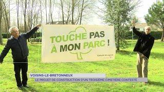 Yvelines | Voisins-le-Bretonneux : Le projet de construction d'un troisième cimetière contesté