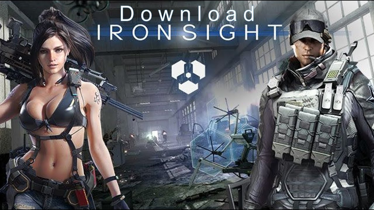 How to download Ironsight the game - Tutorial (Link in description)