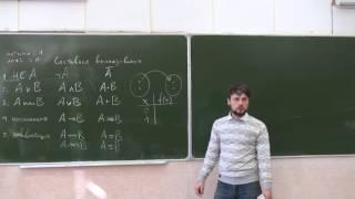 ФМХФ МФТИ - Информатика, семестр 1, лекция 4