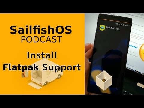 Flatpak On SailfishOS