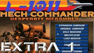 MechCommander Gold Extra: Paredux