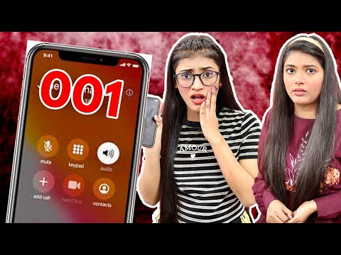 Calling *HAUNTED* Numbers At 3 AM You Should Never Call | SAMREEN ALI