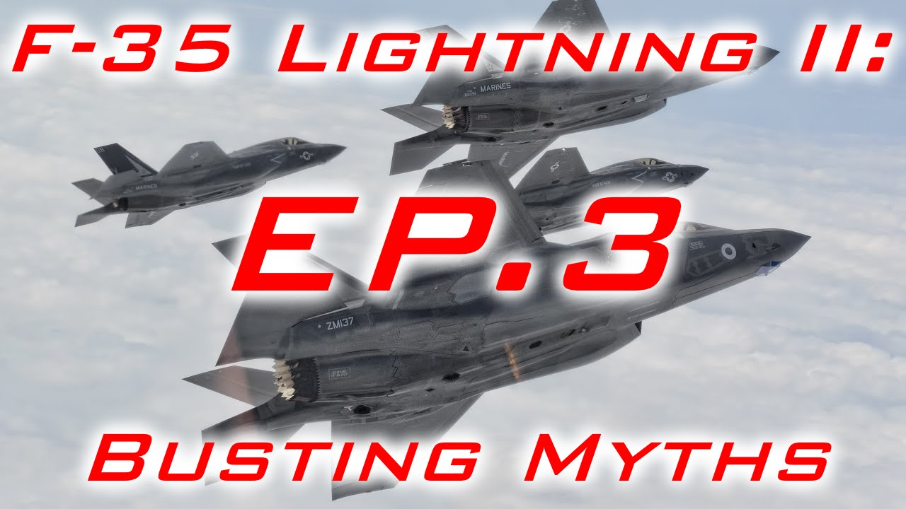 Have the armchair F-35 critics got it all wrong? | Save the