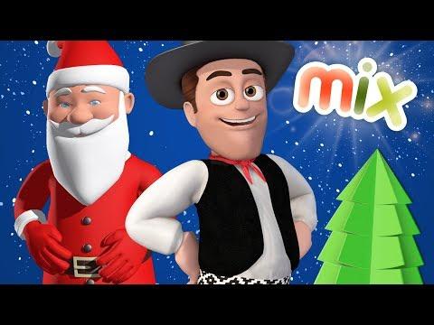 Mix Canciones De Navidad Con La Granja De Zenón   La Granja De Zenón