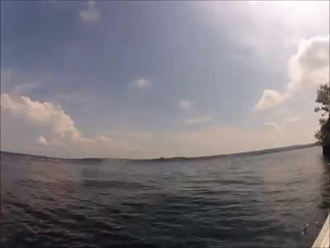 GoPro Time Lapse Video - Harborfront Midland, ON July 19,  2015