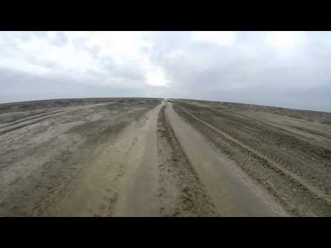 Дорога до Каспийского моря. Трасса R215 Астрахань - Махачкала