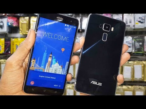 Asus Zenfone Laser Go Bypass Google Account Verification FRP