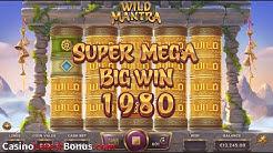 Wild Mantra (Yggdrasil Gaming) Slot (FREESPINS, BONUS, BIGWIN, SUPERBIGWIN, MEGAWIN)