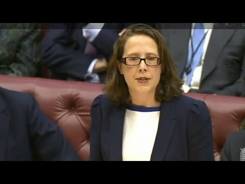 Brexit: EU [Article 50] Bill 2nd Reading - Baroness Evans 20 Feb 2017