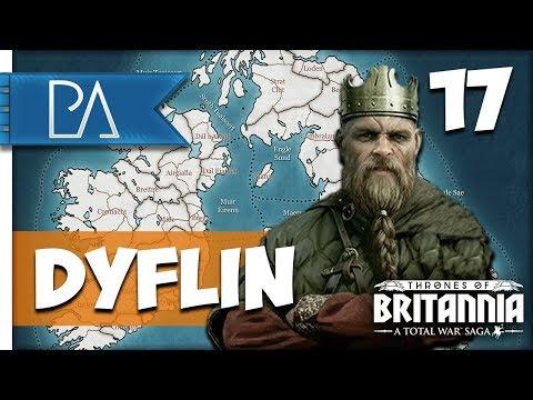 HUGE SEA BATTLE - Thrones of Britannia: Total War Saga - Dyflin Campaign #17