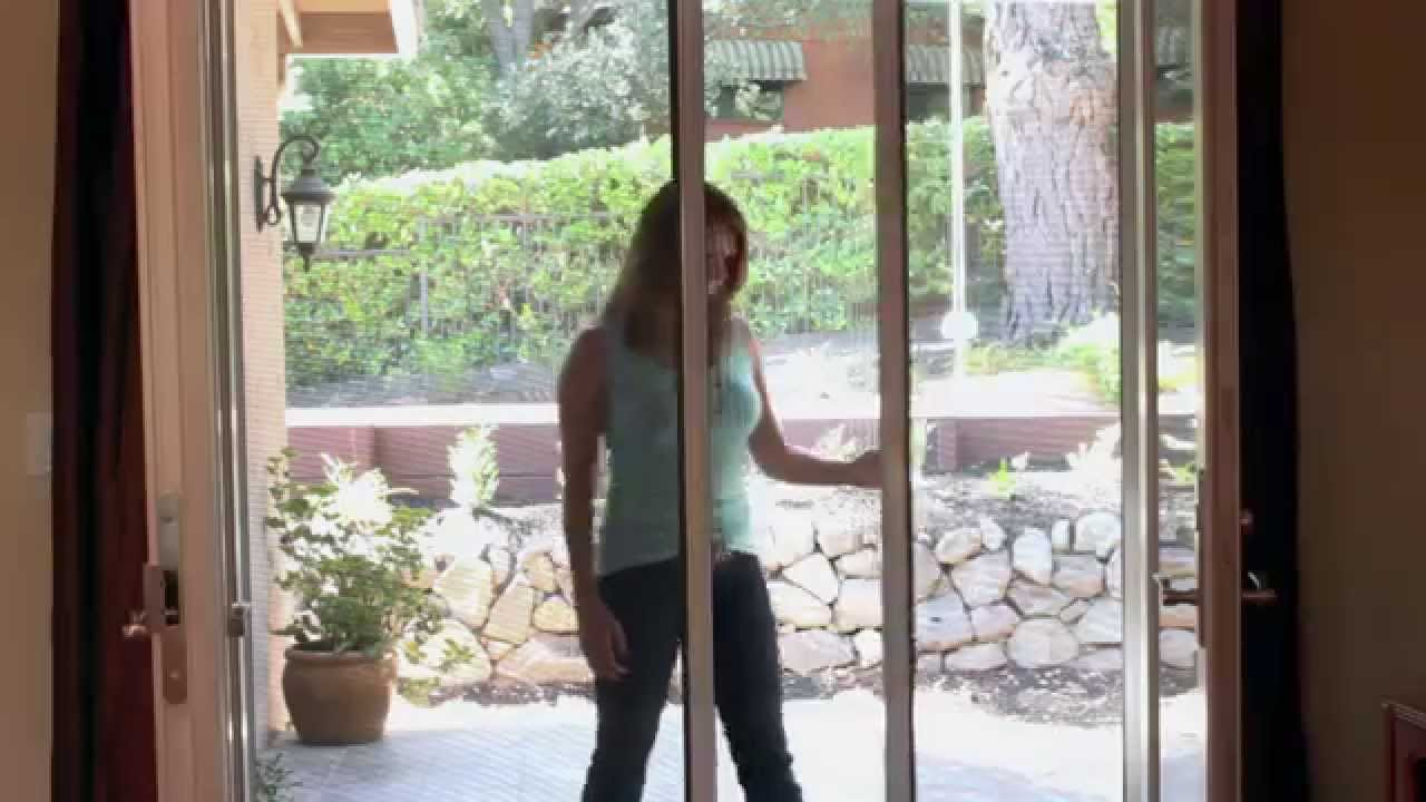 Smooth Fabric Retractable Screens Genius Screens Norcal Youtube
